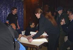 Autogrammstunde - Bild 2
